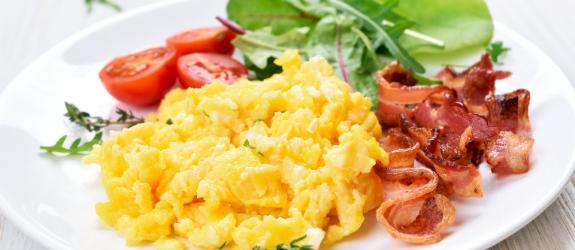 The Perfect Scrambled Eggs